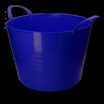 Trough V-Trug Flexi blue 65 l