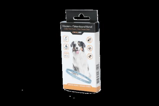 Knock Off flea/tick collar 60 cm Dog NL + FR