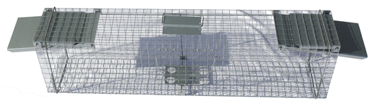 Live Trap rat, marten, polecat, cat 102x20x27cm