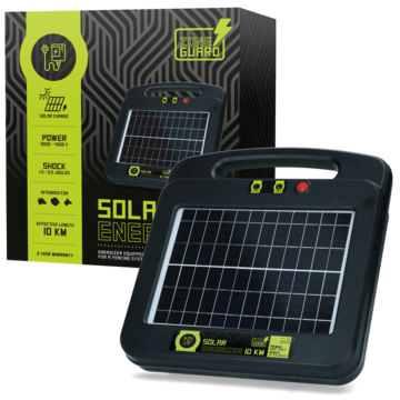ZoneGuard Solar and Battery 10 km