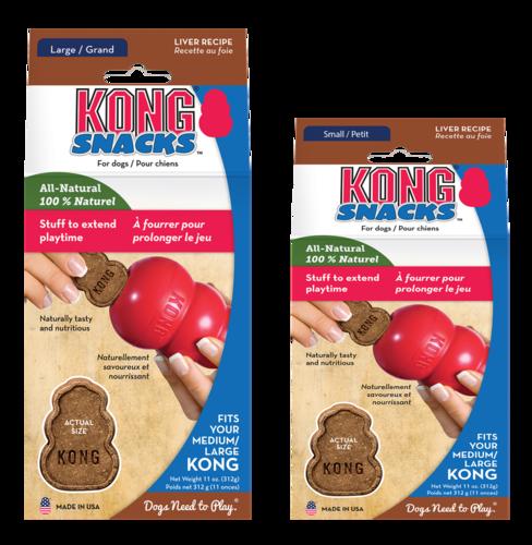 Kong Snacks Liver Large