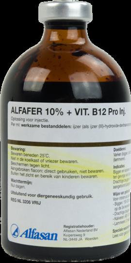 Alfafer 10 Vit B12 Pro Inj Reg Nl Vrij Boerenwinkel