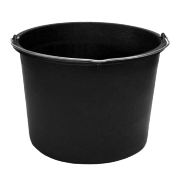 Bucket with measuring scale 12 l