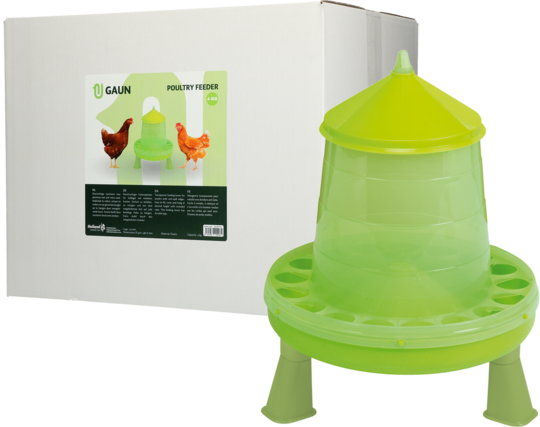 Poultry Feeder 4 kg with legs