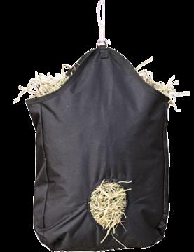 Hay Bag Black 65x50 cm