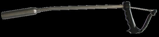 Inserter Stainless steel 27 mm (LWB)