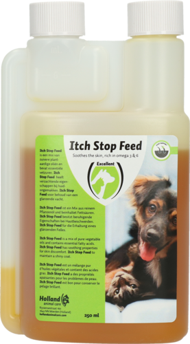 Itch Stop Feed Dog and Cat