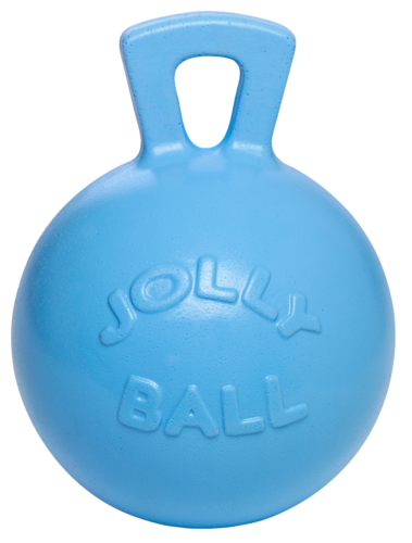 "Jolly Ball Light Blue ""Blueberry scented"" 10"""