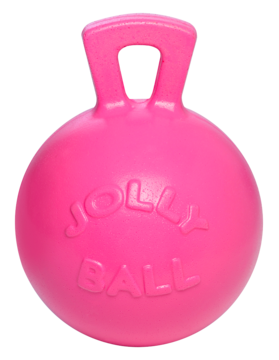"Jolly Ball Pink ""Bubble Gum scented"""