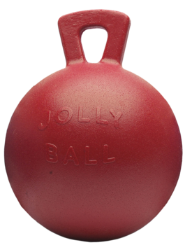 "Jolly Ball Red ""odourless"" 25 cm"