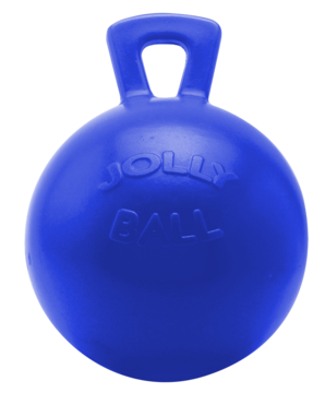 "Jolly Ball Dark Blue ""odourless"" 25 cm"