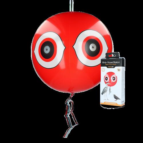 Knock Off Schrikballon Rood