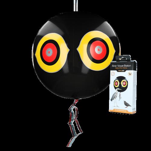 Knock Off Scare balloon Black