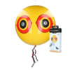 Knock Off Scare balloon Yellow