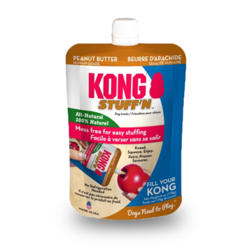 Kong Stuff'N All Natural Peanut Butter 170g