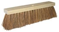 Broom Euro Stal 40 cm brown