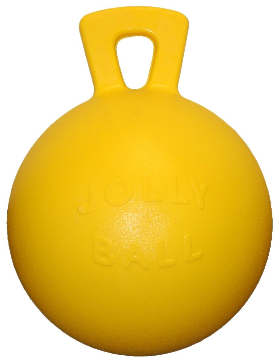 Jolly Ball Geel met Bananengeur