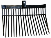 Manure Fork standard without steel plastic