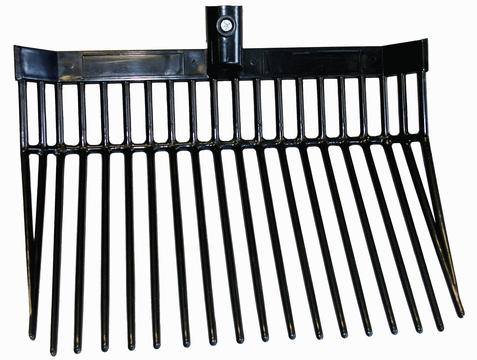 Mestvork standaard zonder steel KS