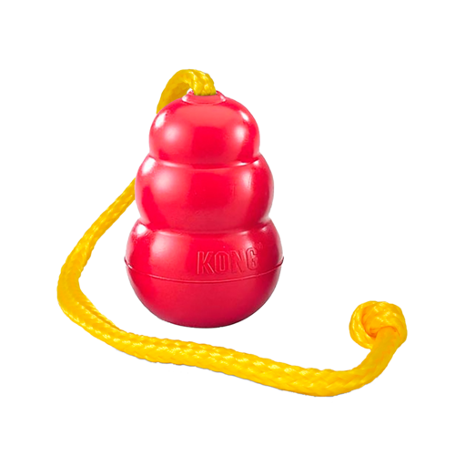 Kong Classic with Rope X-Large