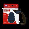 Kong Retractable Leash Terrain Blue M (5m/30kg)
