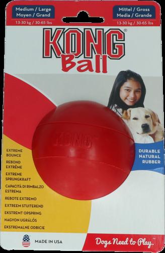 Kong Ball w/Hole M/L