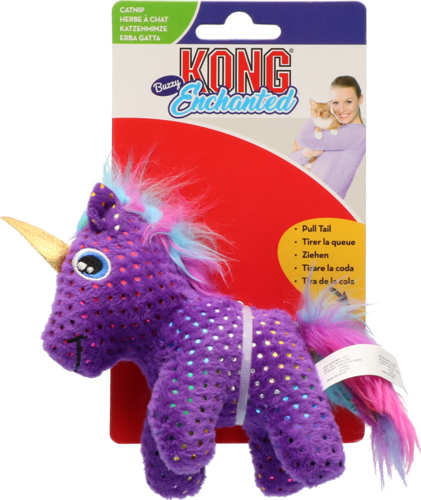 Kong Enchanted Buzzy Unicorn