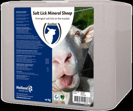 "Lick stone ""MINERAL"" Sheep"