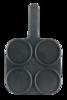 Mastitis Test Paddle, Black