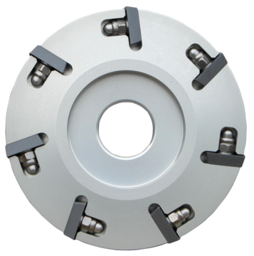 Cutting Disc Demotec with 7 blades