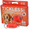Tickless Pet orange up to 12 Months protection