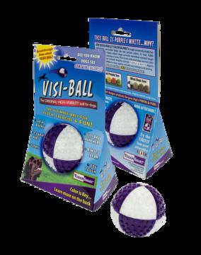 VisionSmart Visi-Ball white/purple