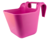 Feed Trough with plastic hooks Pink 14 Ltr. KS