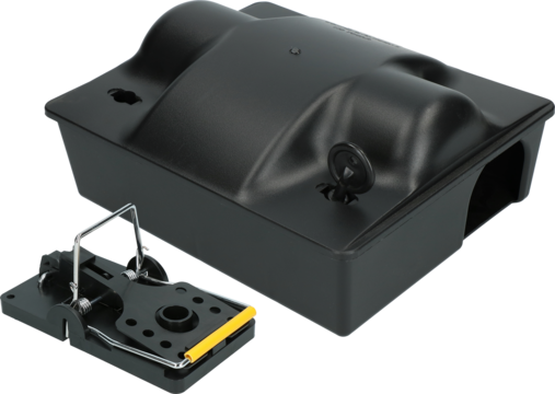 Bait station Rat/Mouse Dual bait incl. Rat Clamp