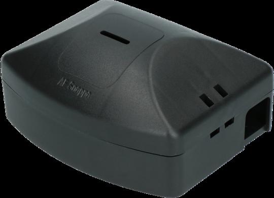 Snappa baitbox for mice Black zonder sleutel